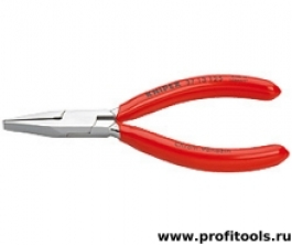 Плоскогубцы захватные для точной механики KNIPEX 37 13 125