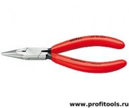 Плоскогубцы захватные для точной механики KNIPEX 37 31 125