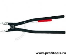 Щипцы для стопорных колец на валах (внешних) KNIPEX 46 10 A5