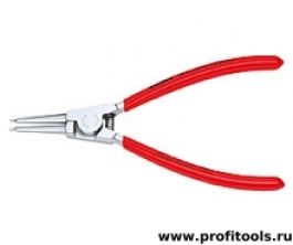 Щипцы для стопорных колец (внешних) KNIPEX 46 13 A1