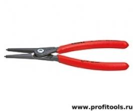 Прецизионные щипцы для стопорных колец (внешних) KNIPEX 49 11 A3