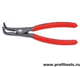 Прецизионные щипцы для стопорных колец (внешних) KNIPEX 49 21 A21