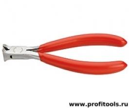 Кусачки торцевые для электроники KNIPEX 64 11 115