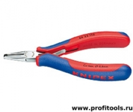 Кусачки торцевые для электроники KNIPEX 64 22 115