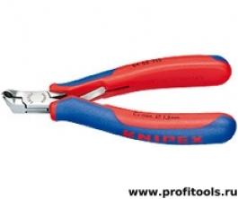Кусачки торцевые для электроники KNIPEX 64 52 115
