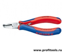 Кусачки торцевые для электроники KNIPEX 64 72 120