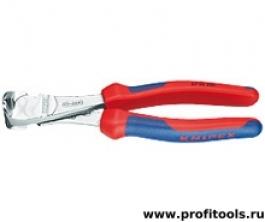 Кусачки торцевые особой мощности 200 мм KNIPEX 67 05 200