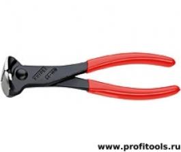 Кусачки торцевые 160 мм KNIPEX 68 01 160