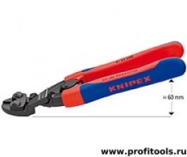 Компактный болторез KNIPEX CoBolt® 71 22 200