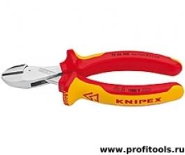Компактные кусачки боковые X-Cut KNIPEX 73 06 160