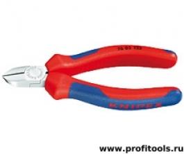 Кусачки боковые для электромеханика KNIPEX 76 05 125