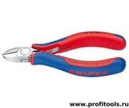 Кусачки боковые для электромеханика KNIPEX 76 12 125