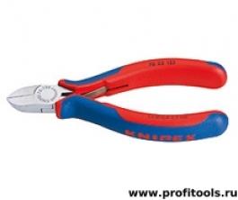 Кусачки боковые для электромеханика KNIPEX 76 22 125