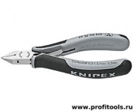 Кусачки боковые для электроники KNIPEX 77 32 115 ESD