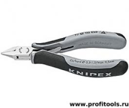 Кусачки боковые для электроники KNIPEX 77 52 115 ESD