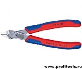 Кусачки для электроники прецизионные Electronic Super Knips ® KNIPEX 78 13 125