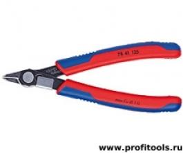 Кусачки для электроники прецизионные Electronic Super Knips ® KNIPEX 78 41 125