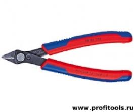 Бокорезы для электроники прецизионные Electronic Super Knips ® KNIPEX 78 81 125