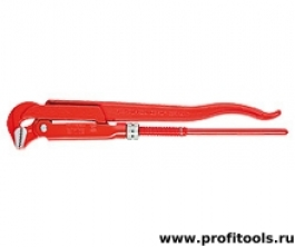Клещи трубные, губки наклонены под углом 90° KNIPEX 83 10 015