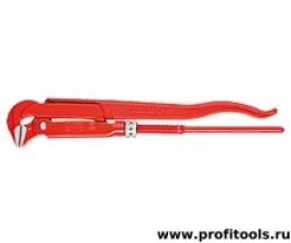 Клещи трубные, губки наклонены под углом 90° KNIPEX 83 10 040