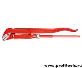 Клещи трубные, губки наклонены под углом 45 ° KNIPEX 83 20 010