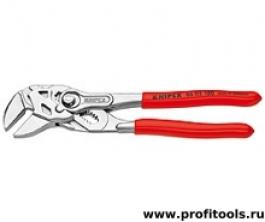 Клещи переставные-гаечный ключ KNIPEX 86 03 250