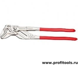 Клещи переставные-гаечный ключ KNIPEX 86 03 400