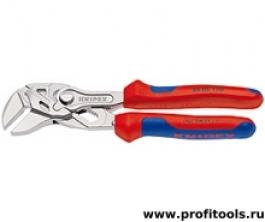 Клещи переставные-гаечный ключ KNIPEX 86 05 150