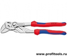 Клещи переставные-гаечный ключ KNIPEX 86 05 250