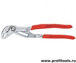 Высокотехнологичные сантехнические клещи Cobra® KNIPEX 87 03 180
