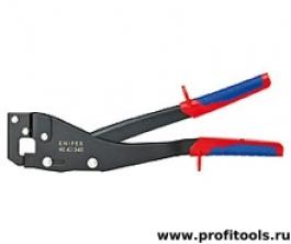 Клещи для монтажа металлических профилей KNIPEX 90 42 340