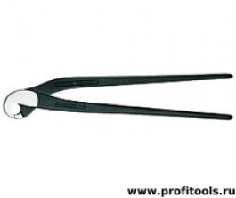 Клещи для пробивания кафельной плитки (клещи в форме клюва попугая) KNIPEX 91 00 200
