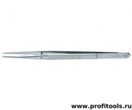 Пинцет для прецизионных работ, с направляющим штифтом KNIPEX 92 22 35