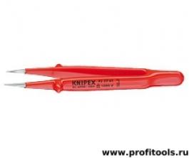 Пинцет для прецизионных работ, изолирован KNIPEX 92 27 61