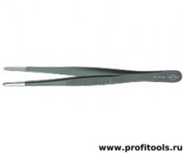 Пинцет для прецизионных работ, тупая форма KNIPEX 92 70 46