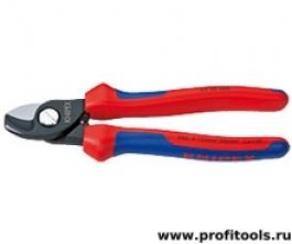 Кабелерез (ножницы для резки кабелей) KNIPEX 95 12 165