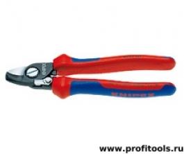 Кабелерез (ножницы для резки кабелей) KNIPEX 95 22 165