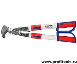 Ножницы для резки кабелей KNIPEX 95 32 038