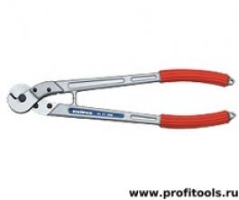 Ножницы для резки проволочных тросов и кабелей KNIPEX 95 71 600