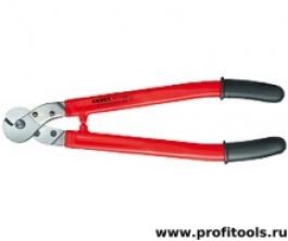Ножницы для резки проволочных тросов и кабелей KNIPEX 95 77 600