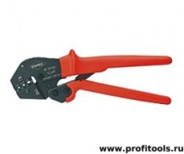 Клещи для опрессовки, также для работы обеими руками KNIPEX 97 52 05