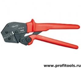 Клещи для опрессовки, также для работы обеими руками KNIPEX 97 52 08