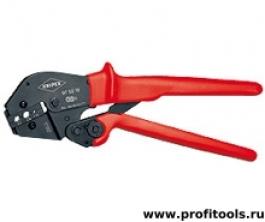 Клещи для опрессовки, также для работы обеими руками KNIPEX 97 52 10