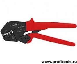Клещи для опрессовки, также для работы обеими руками KNIPEX 97 52 13