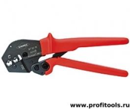 Клещи для опрессовки, также для работы обеими руками KNIPEX 97 52 19