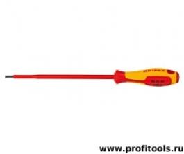 Отвертка для винтов с шлицевой головкой KNIPEX 98 21 45