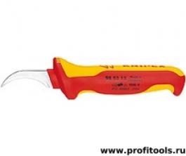 Нож для удаления оболочки KNIPEX 98 53 13