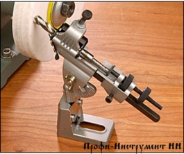 Стойка для заточки сверл, диаметр от 3 мм до 18 мм