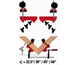 Система угловых струбцин MCX Bessey
