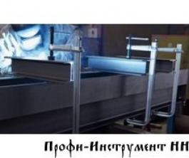 Высокоэффективная струбцина STBM, тяжелая STB60M 600x175 Bessey